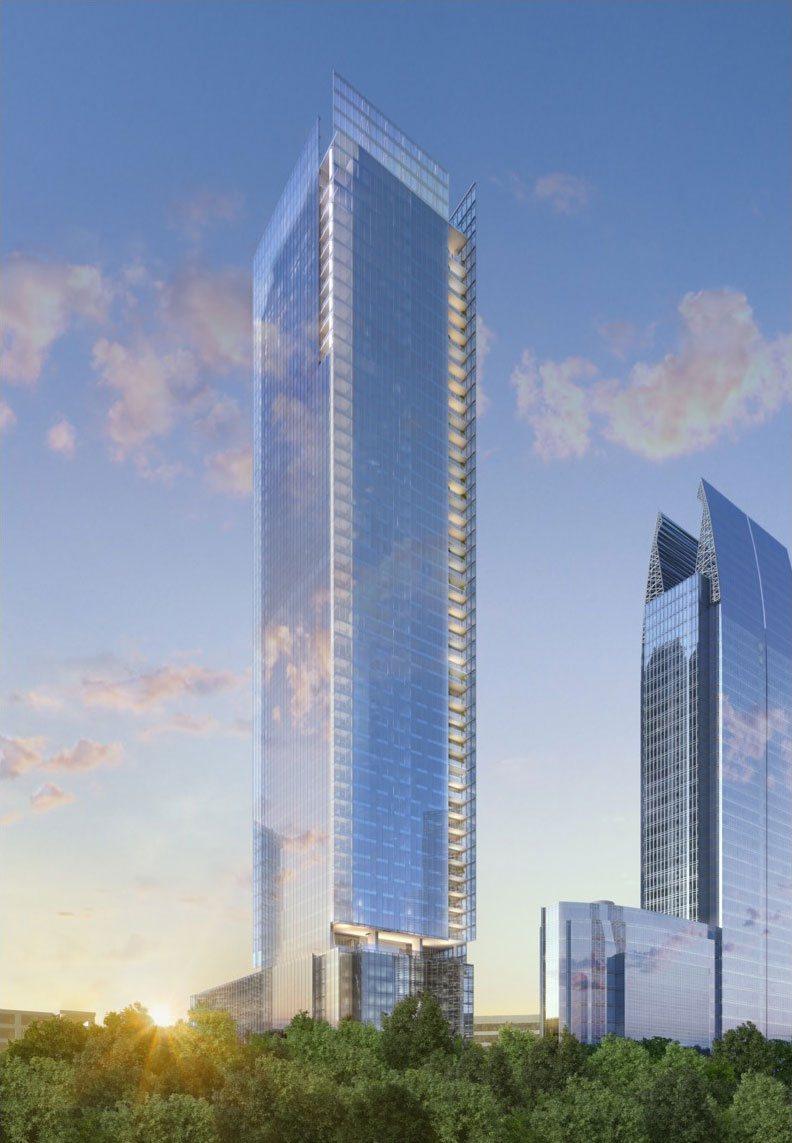 Midtown Atlanta Condos - No.2 Opus Place