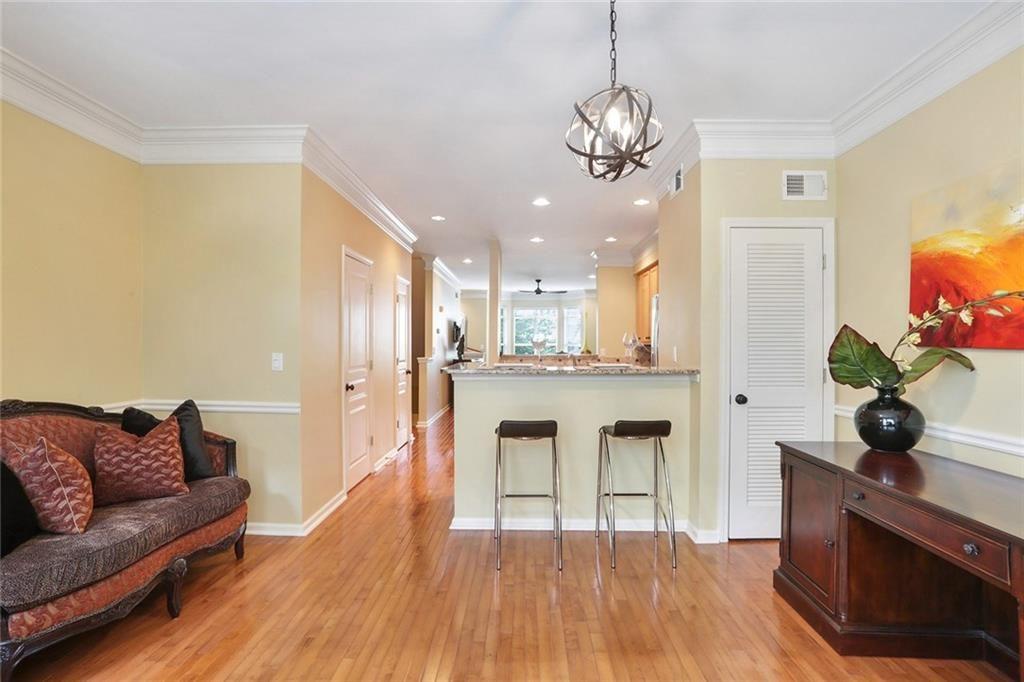 375 Highland Avenue - Pass Through Kitchen