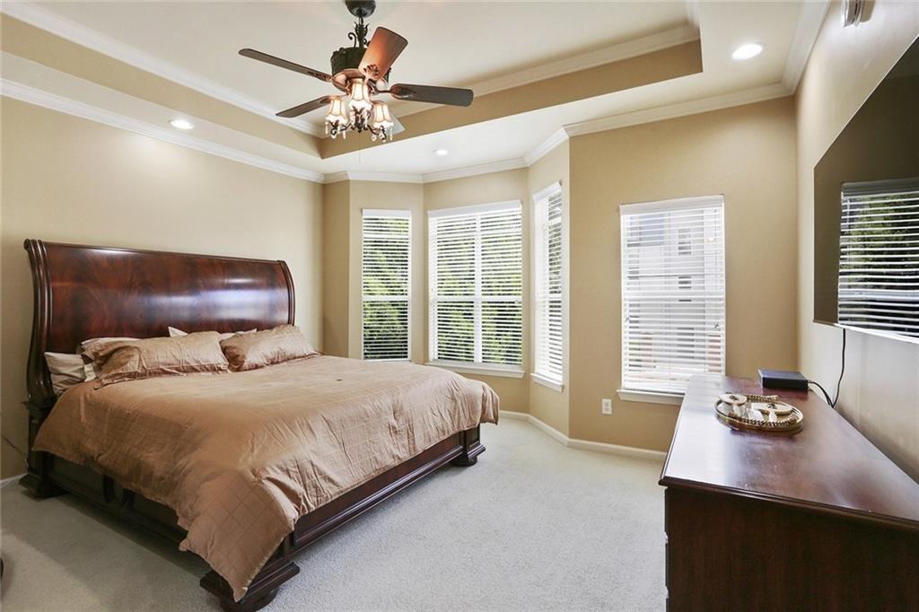 375 Highland Avenue - Master Bedroom