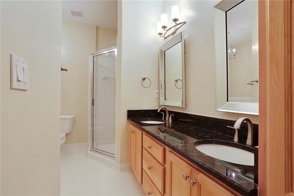 375 Highland Avenue - Master Bathroom